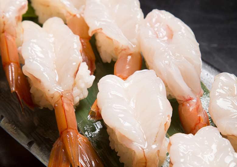 甘エビ寿司